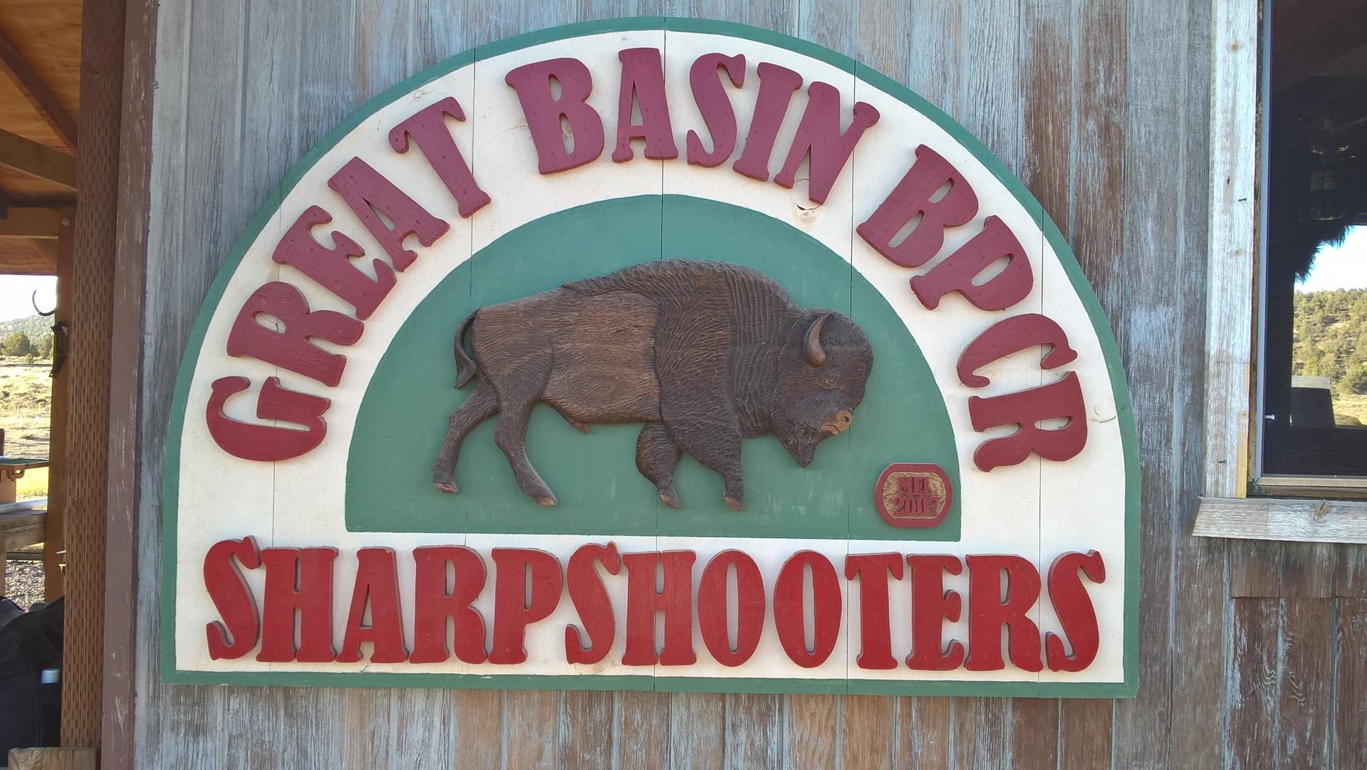 Great Basin Sharpshooters Logo