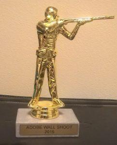 Adobe Wall Trophy