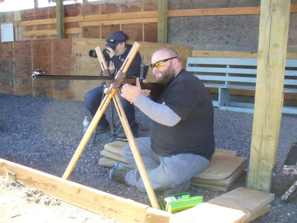 Brad, new shooter